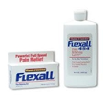 Flexall 454 Pain Relief Gel - 16 oz. Bottle