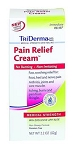 TriDERMA Pain Relief Cream, 2.2oz Tube