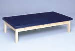 Upholstered Top Mat Tables