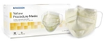 McKesson Yellow Procedure Masks
