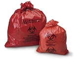 Medi-Pak SAF-T-SEAL Infectious Waste Bag - Case of 1000