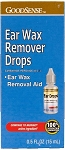 GoodSense Ear Wax Removal Drops