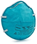 3M N95 Particulate Respirator & Surgical Mask