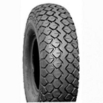 4.00-5 Knobby Foam Filled Powerchair Tire
