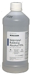 McKesson Isopropyl Rubbing Alcohol 70%