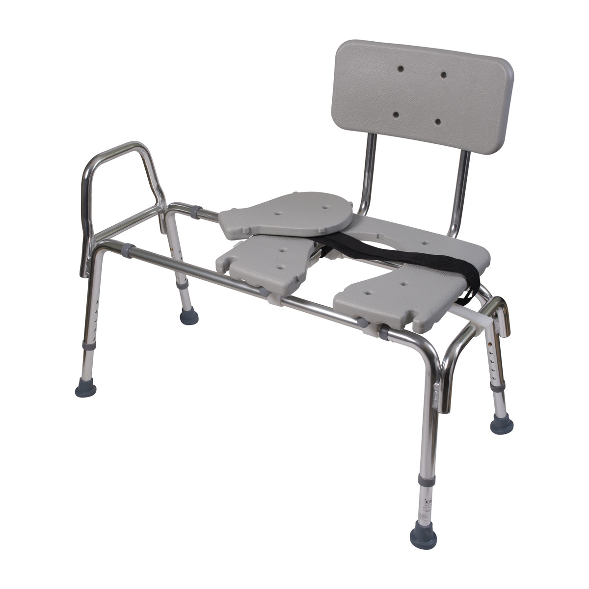 Astonishing Heavy Duty Sliding Transfer Bench With Cut Out Seat At Indemedical Com Machost Co Dining Chair Design Ideas Machostcouk
