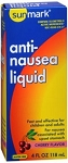 Sunmark Anti-Nausea Liquid - 4 oz Bottle