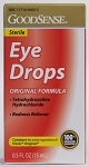 GoodSense Eye Drops - .5 oz.