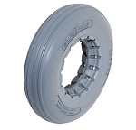 Urethane Multi-Rib Wheelchair Tire - 8 x 2