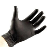 Black Armor Nitrile Exam Gloves