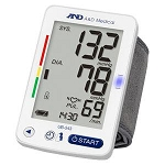 A&D Medical Premium Multi-User Wrist Blood Pressure Monitor