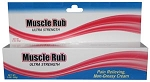 CareAll Muscle Rub Cream - 3 oz. Tube