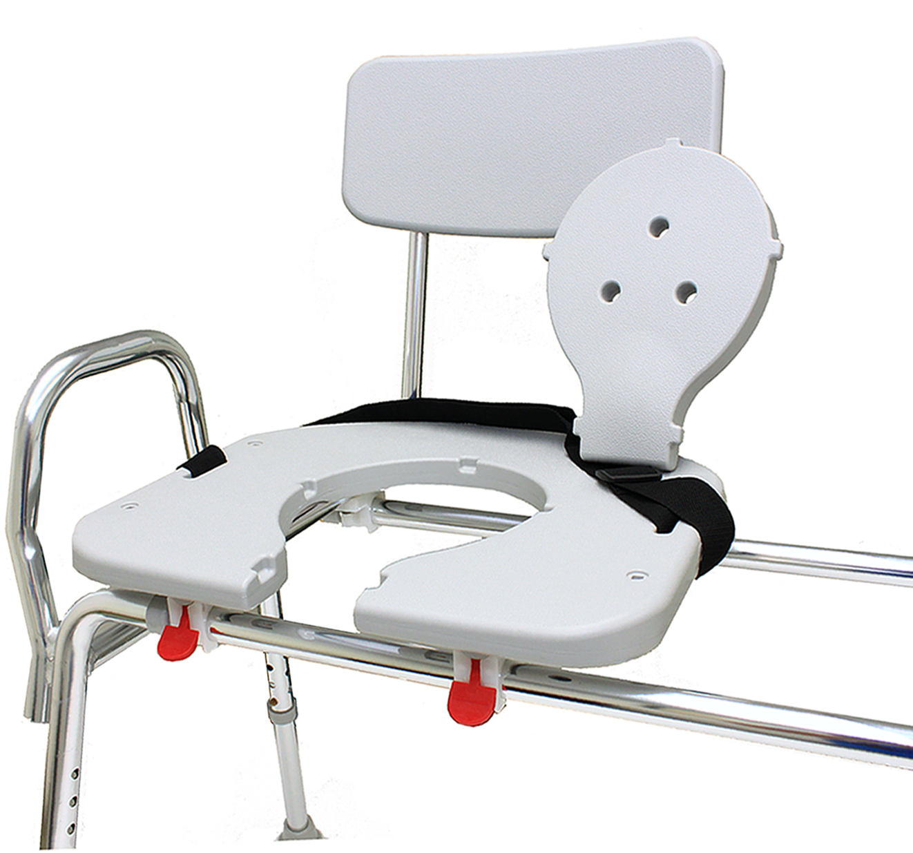 Eagle Sliding Transfer Bench with Replaceable Cut Out Seat 77311 ...