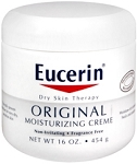 Eucerin Original Healing Soothing Repair Cream - 16 oz. Jar