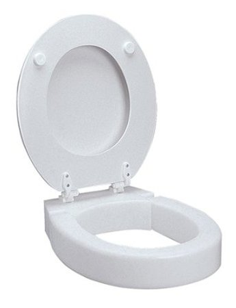 Fine Hinged Elevated Toilet Seat Theyellowbook Wood Chair Design Ideas Theyellowbookinfo