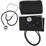 Basic Aneroid Sphygmomanometer Pocket Style Hand Held