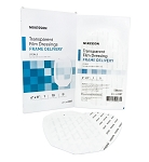 McKesson Transparent Film Dressing, Frame Delivery