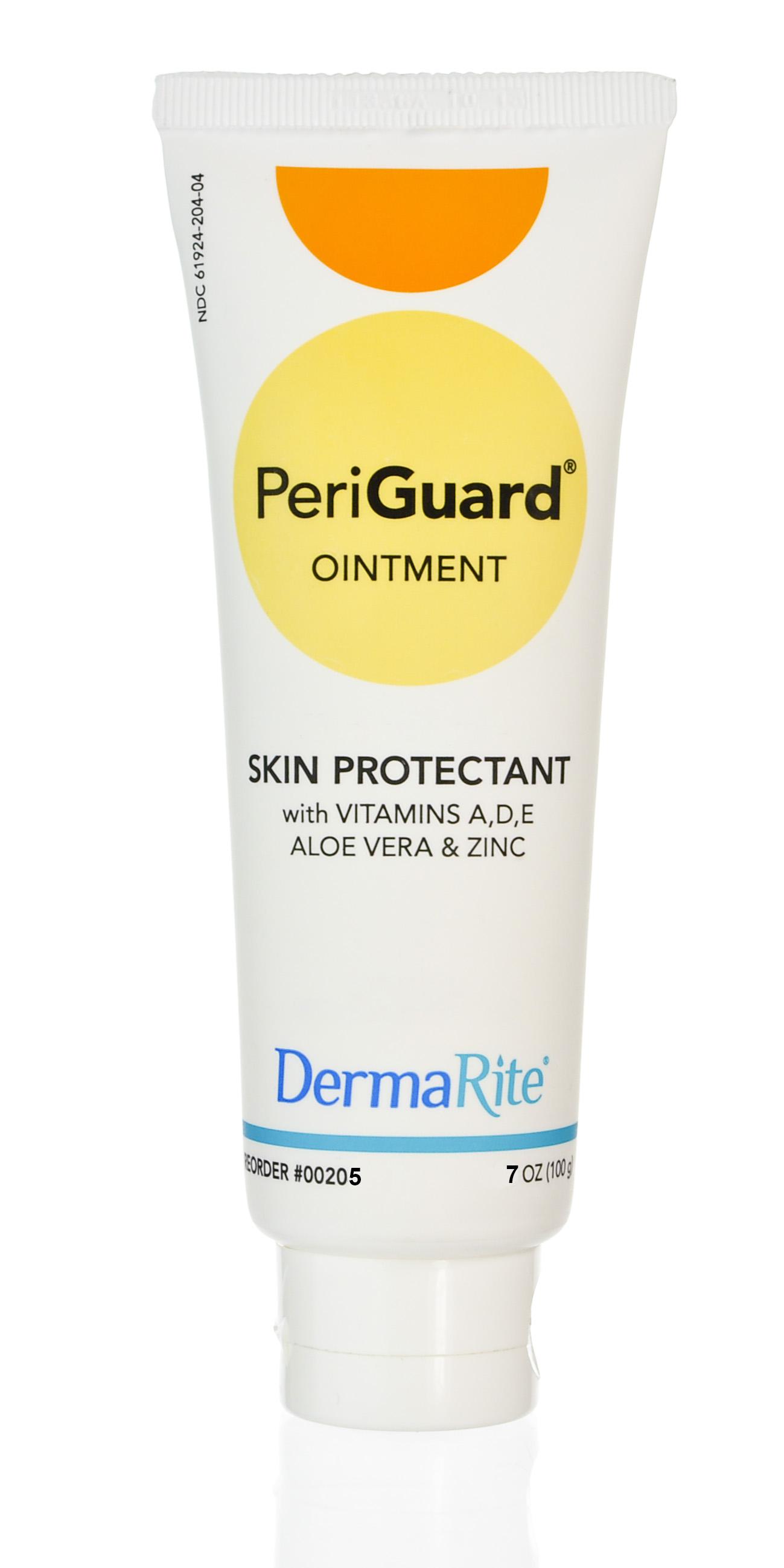 Dermarite 00205 PeriGuard Skin Protectant Ointment 7 oz tube at  IndeMedical com