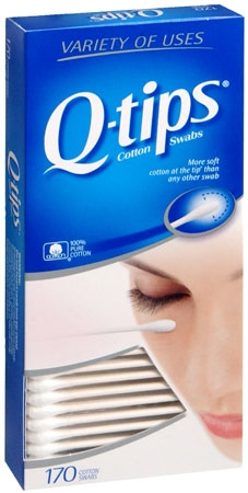 Q-Tips Cotton Swabs - Pack of 170