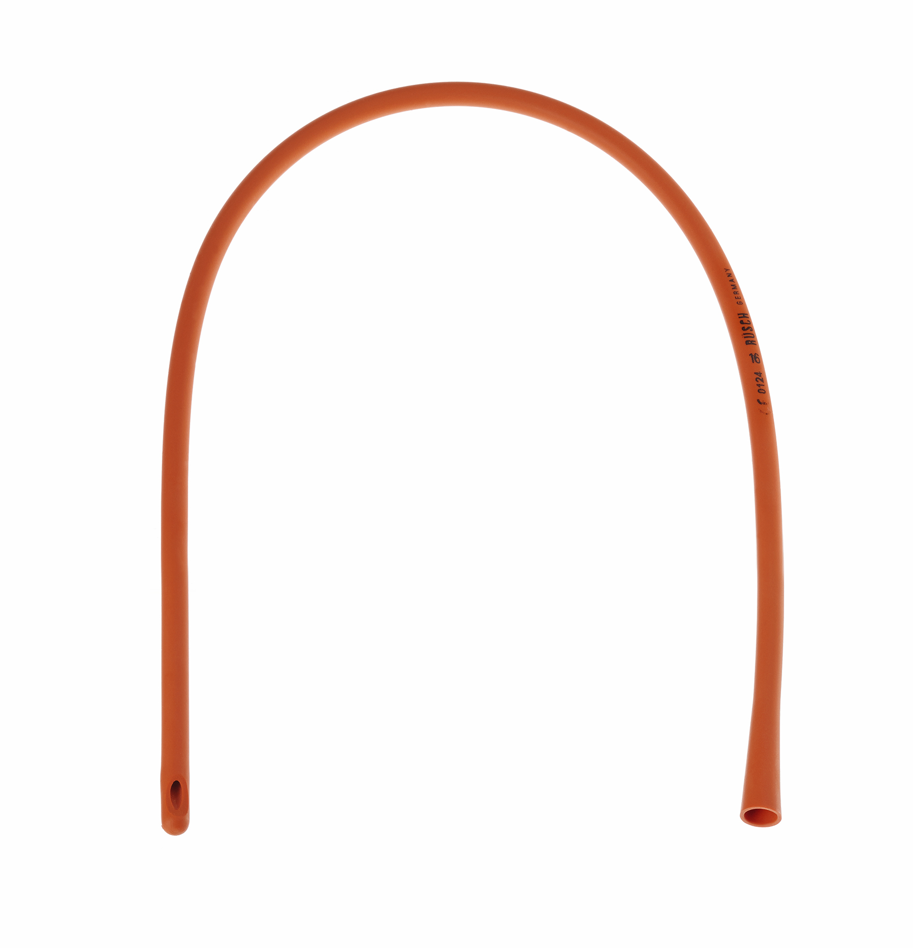 Rusch Red Rubber Latex Intermittent Catheters