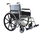 Aquatic Stainless Steel Wheelchair