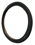 Primo Aggressive Knobby Wheelchair Tire, 25 x 1.95