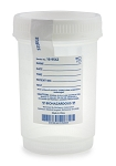 McKesson Sterile Specimen Containers - Wide Mouth