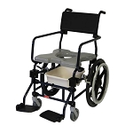 ActiveAid JTG F620 Folding Shower Commode Chair With 20