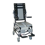 ActiveAid Pediatric Tilt In Space Plus Shower Commode Chair 282