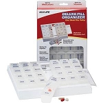 Acu-Life Deluxe Pill Organizer