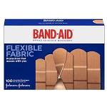 Band-Aid Flexible Fabric