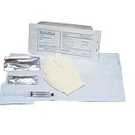 Bardia Foley Insertion Tray without Catheter