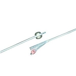 Bardia All Silicone Foley Catheter - 5 cc
