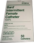Bard Util-Cath Vinyl Female Whistle Tip Intermittent Catheter