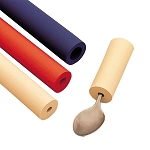Build Up Colored Closed-Cell Foam Tubing