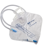 Dover 2000 mL Drainage Bag, Needle Sampling, 32