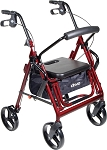 Drive Duet Rollator / Transport Chair