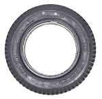 Primo Powertrax Black Foam Filled Wheelchair Tire, 14 x 3