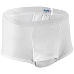 HealthDri Breathable Men's Heavy Absorbency Reusable Briefs