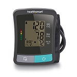 HealthSmart Standard Series Upper Arm Digital Blood Pressure Monitor
