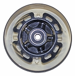Lighted Caster Wheel with 1