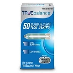 Nipro TRUEbalance Test Strips - Box of 50