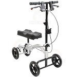 Nova Silver Turning Knee Walker