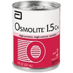 OSMOLITE 1.5 CAL Tube Feeding Formula - 8 oz. Can