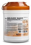 Sani-Cloth Bleach Germicidal Disposable Wipes - Large Canister (75 Count)