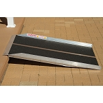 PVI Anti-Slip Solid Wheelchair Ramps