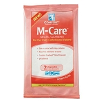 Sage M-Care Meatal Cleansing Cloths - Pack of 2