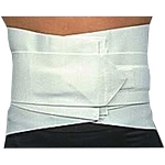 Scott Specialties Lumbosacral Support with Single Tension Strap