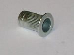 TiLite 10-32 Threaded Insert Open End Rivnut - Each