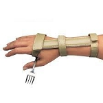 Wrist Support with Universal Cuff